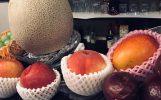 夏のフルーツ と、回復の兆し